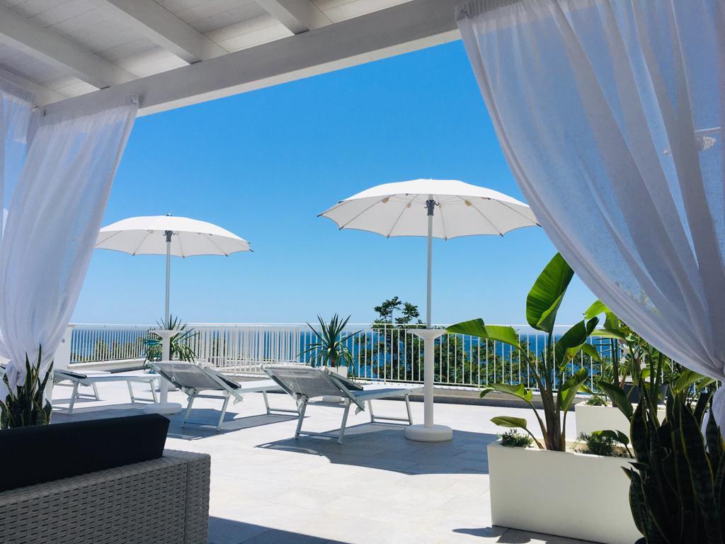 Casa vacanze Mazara del Vallo con terrazza con vista sul mare